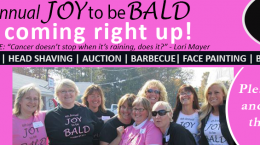 6th Annual Joy to be Bald