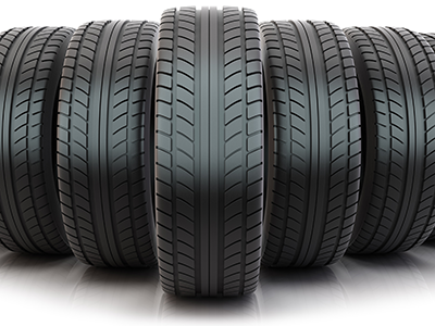 New tires at terrific prices! FREE alignment with purchase of set of 4.