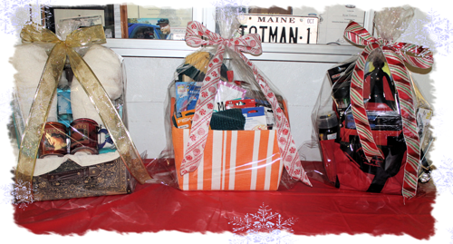 Baskets - Totman's Community Fundraiser