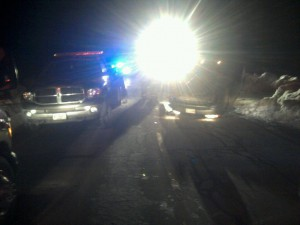 Maine's Move Over Law - A Personal Perspective