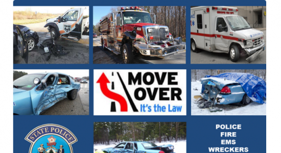 Maine Slow Down Move Over Law