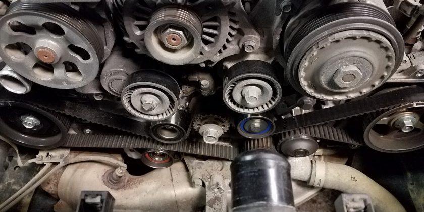 Totman's Auto Repair - Belmont, Maine - Timing Belt Maintenance
