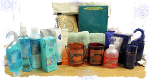 Spa Raffle Basket - Totman's Community Fundraising