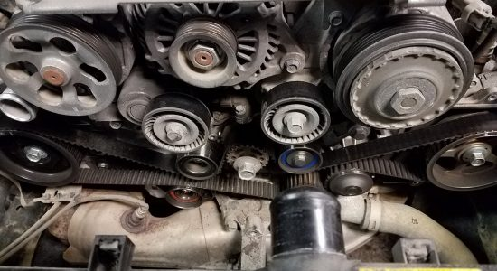 Totman's Auto Repair - Belmont, Maine - Timing Belt Maintenance